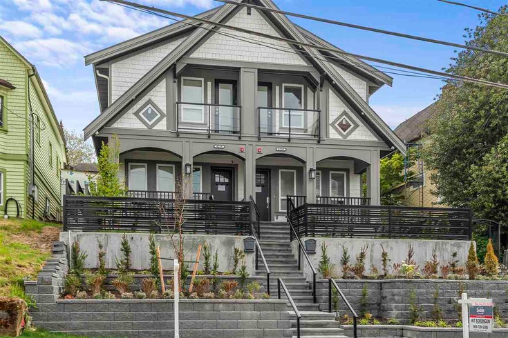 1 229 ELEVENTH STREET - Uptown NW 1/2 Duplex for sale, 3 Bedrooms (R2579187)