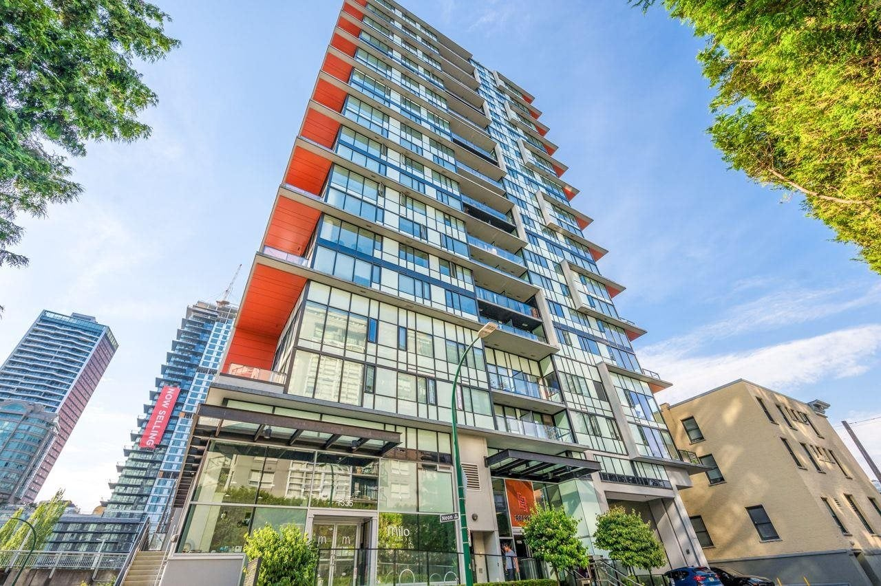 2302 1325 ROLSTON STREET - Downtown VW Apartment/Condo for sale, 2 Bedrooms (R2579213) - #1