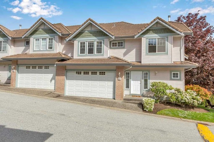 37 1751 PADDOCK DRIVE - Westwood Plateau Townhouse for sale, 4 Bedrooms (R2579249)