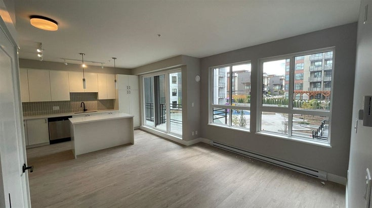 216A 20838 78B AVENUE - Willoughby Heights Apartment/Condo for sale, 1 Bedroom (R2579288)
