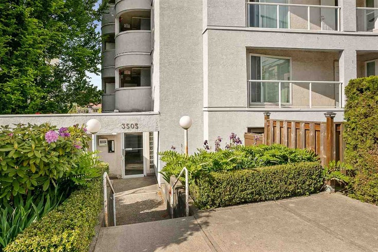 101 3505 W BROADWAY - Kitsilano Apartment/Condo for sale, 2 Bedrooms (R2579315)