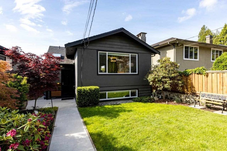 1131 WELLINGTON DRIVE - Lynn Valley House/Single Family for sale, 4 Bedrooms (R2579340)