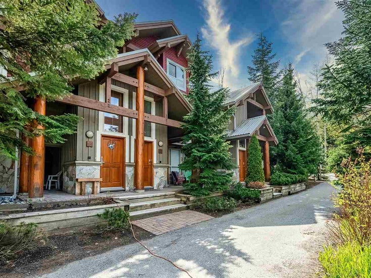 14 4385 NORTHLANDS BOULEVARD - Whistler Village Townhouse for sale, 2 Bedrooms (R2579411)