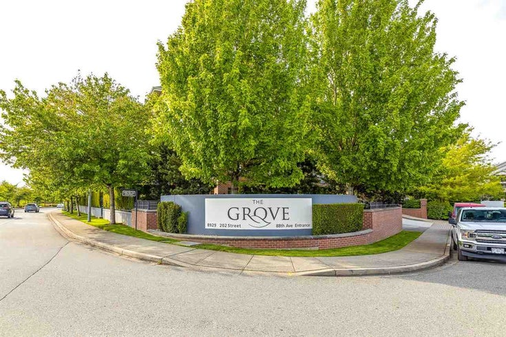 C402 8929 202 STREET - Walnut Grove Apartment/Condo for sale, 1 Bedroom (R2579424)