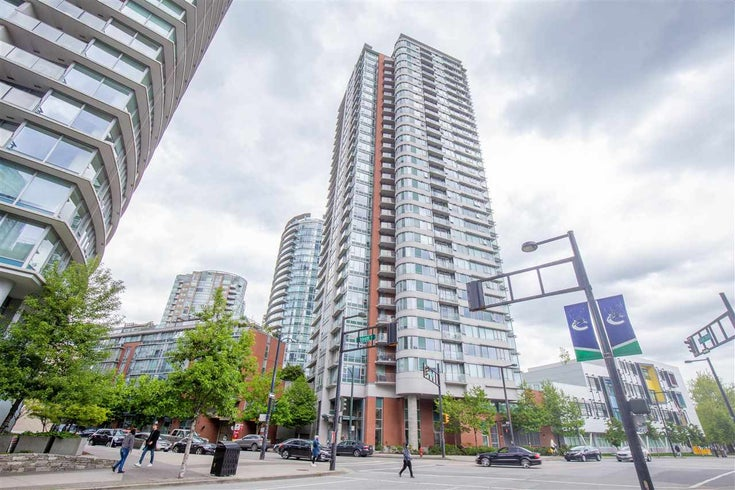2609 688 ABBOTT STREET - Downtown VW Apartment/Condo for sale, 1 Bedroom (R2579446)