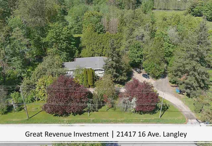 21417 16 AVENUE - Campbell Valley House with Acreage for sale, 14 Bedrooms (R2579485)