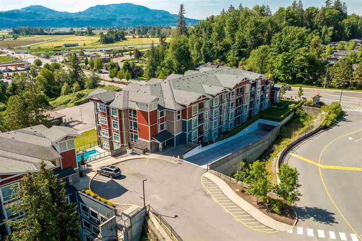 409 2242 WHATCOM ROAD - Abbotsford East Apartment/Condo for sale, 2 Bedrooms (R2579487)