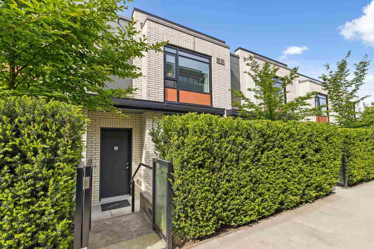 4 4050 ASH STREET - Cambie Townhouse for sale, 3 Bedrooms (R2579514)
