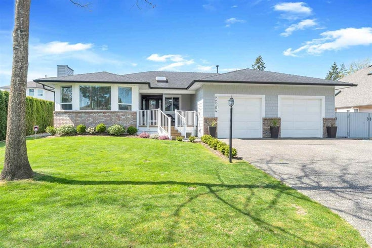 22104 46 AVENUE - Murrayville House/Single Family for sale, 3 Bedrooms (R2579530)