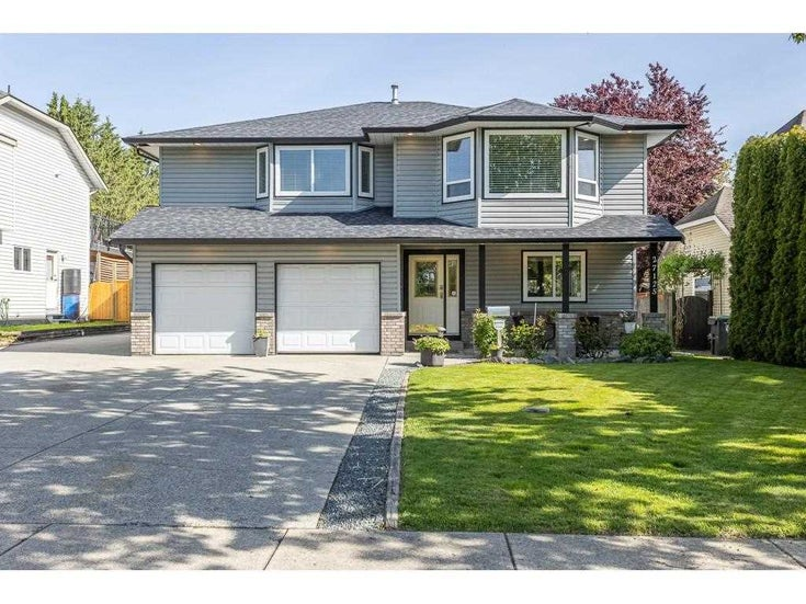 27125 25A AVENUE - Aldergrove Langley House/Single Family for sale, 4 Bedrooms (R2579535)