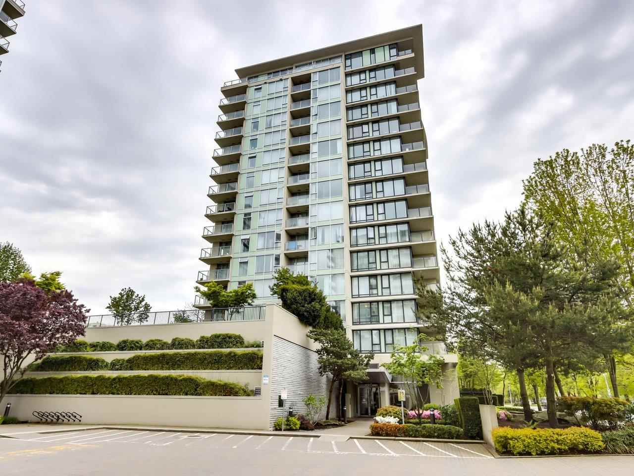 803 5088 KWANTLEN STREET - Brighouse Apartment/Condo for sale, 2 Bedrooms (R2579545)