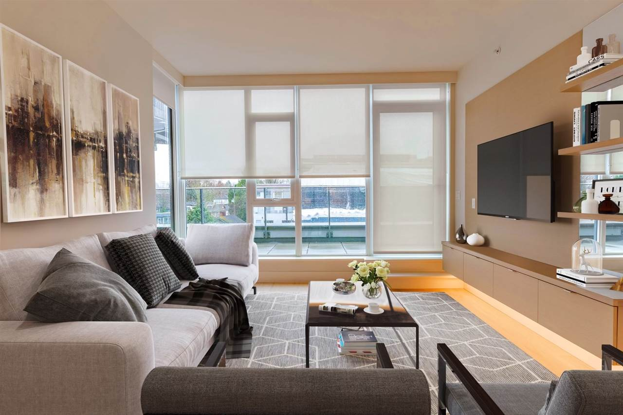 404 3639 W 16TH AVENUE - Point Grey Apartment/Condo for sale, 2 Bedrooms (R2579582)