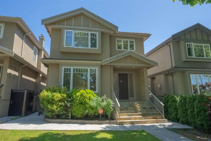 7878 CARTIER STREET - Marpole House/Single Family for sale, 6 Bedrooms (R2579592)