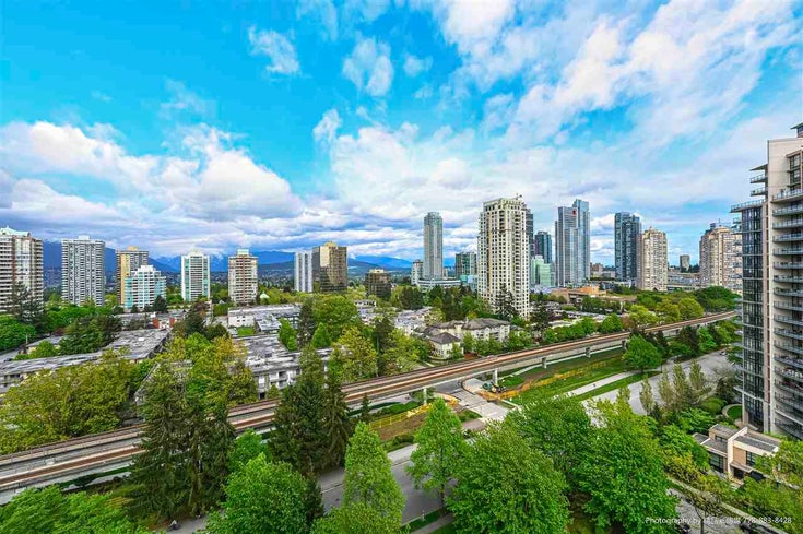 16D 6128 PATTERSON AVENUE - Metrotown Apartment/Condo for sale, 2 Bedrooms (R2579599)