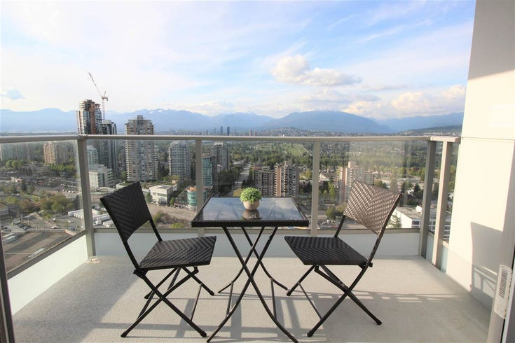 3508 6538 NELSON AVENUE - Metrotown Apartment/Condo for sale, 1 Bedroom (R2579607)