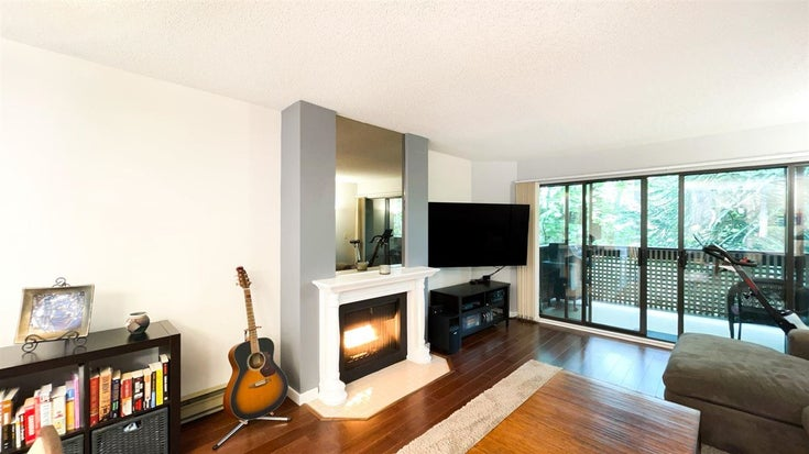 202 3187 MOUNTAIN HIGHWAY - Lynn Valley Apartment/Condo for sale, 2 Bedrooms (R2579608)