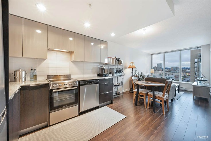 708 445 W 2ND AVENUE - False Creek Apartment/Condo for sale, 1 Bedroom (R2579609)