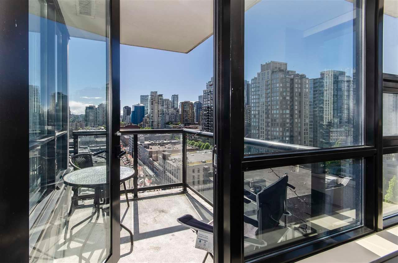 1610 977 MAINLAND STREET - Yaletown Apartment/Condo for sale, 2 Bedrooms (R2579634)