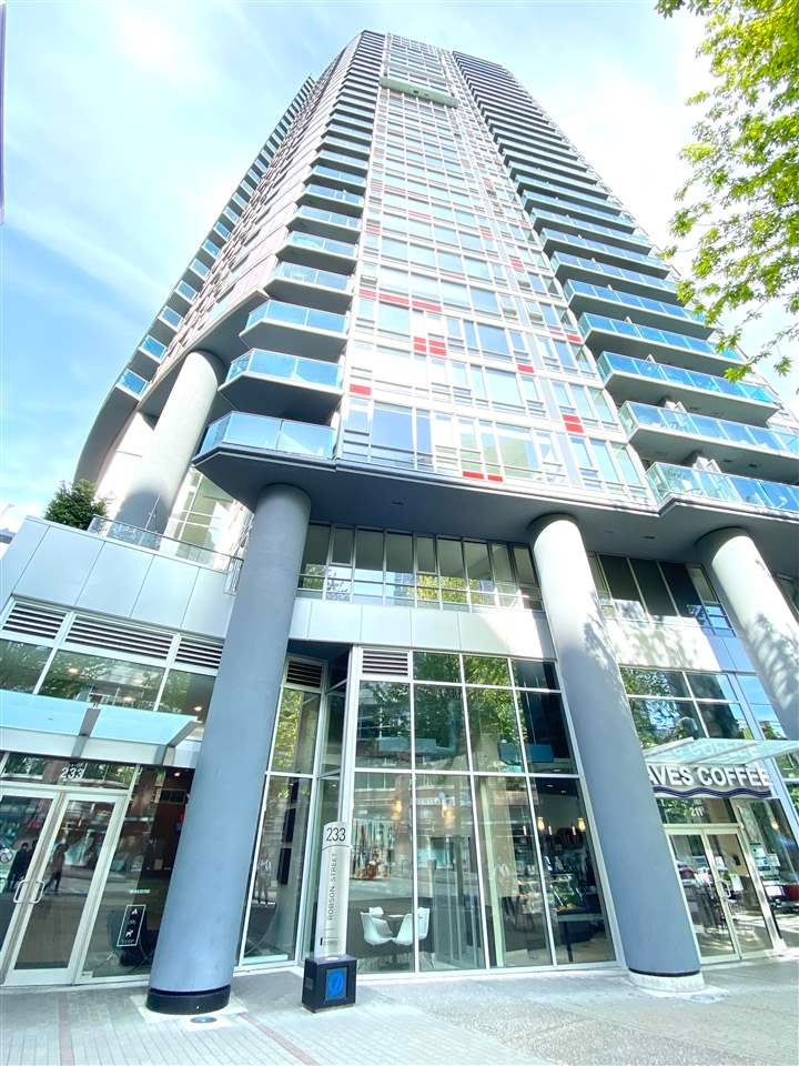 1706 233 ROBSON STREET - Downtown VW Apartment/Condo for sale(R2579637)