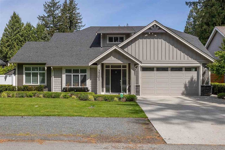34201 WOODBINE CRESCENT - Central Abbotsford House/Single Family for sale, 3 Bedrooms (R2579643)