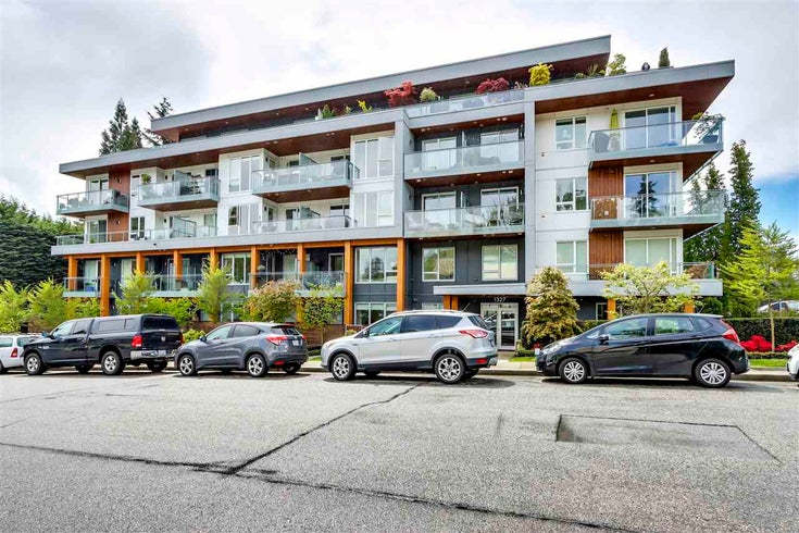 301 1327 DRAYCOTT ROAD - Lynn Valley Apartment/Condo for sale, 2 Bedrooms (R2579658)