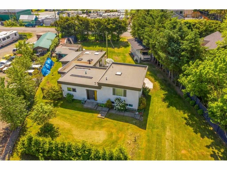 23850 FRASER HIGHWAY - Campbell Valley House/Single Family for sale, 4 Bedrooms (R2579670)