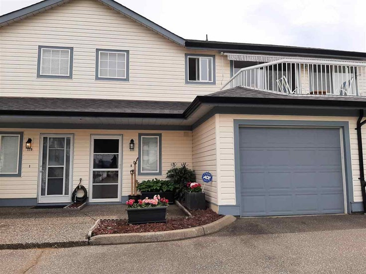 111 9296 HAZEL STREET - Chilliwack E Young-Yale Townhouse for sale, 2 Bedrooms (R2579676)