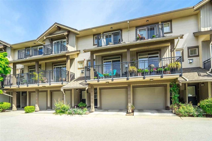 48 20326 68 AVENUE - Willoughby Heights Townhouse for sale, 2 Bedrooms (R2579693)