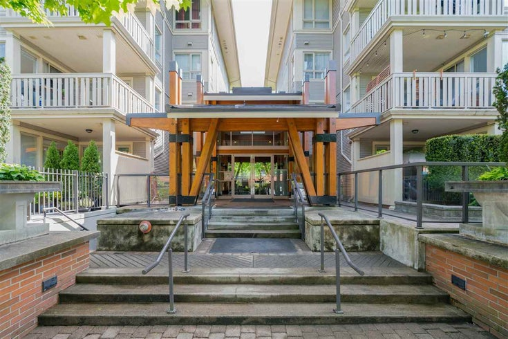 414 801 KLAHANIE DRIVE - Port Moody Centre Apartment/Condo for sale, 1 Bedroom (R2579721)