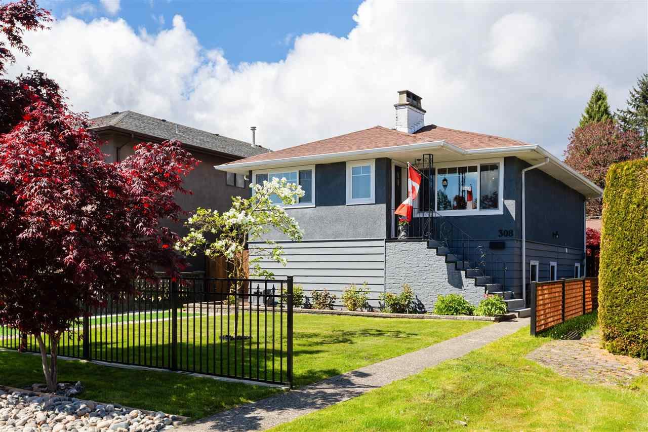 308 E 20TH STREET - Central Lonsdale House/Single Family for sale, 4 Bedrooms (R2579723) - #1