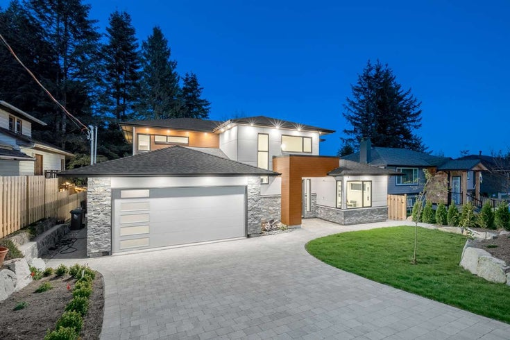 3056 CHAUCER AVENUE - Lynn Valley House/Single Family for sale, 6 Bedrooms (R2579746)