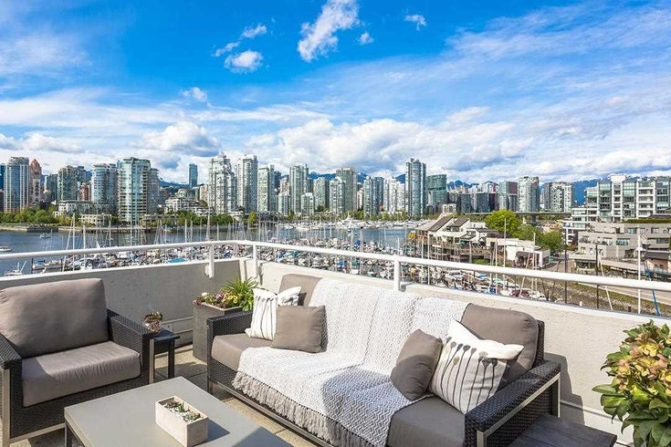 315 674 LEG IN BOOT SQUARE - False Creek Townhouse for sale, 2 Bedrooms (R2579803)