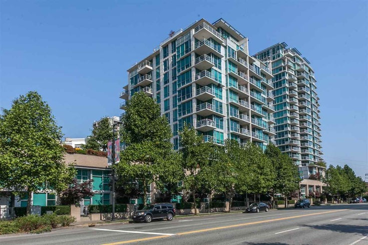 708 168 E ESPLANADE - Lower Lonsdale Apartment/Condo for sale, 1 Bedroom (R2579805)