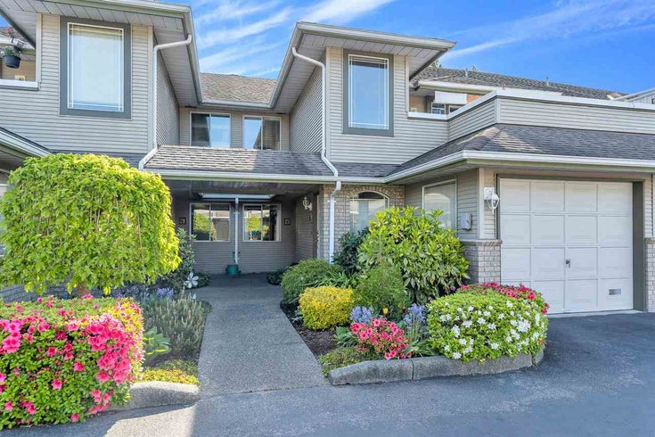 23 21491 DEWDNEY TRUNK ROAD - West Central Townhouse for sale, 2 Bedrooms (R2579810)
