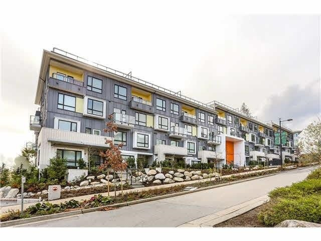 205 9350 UNIVERSITY HIGH STREET - Simon Fraser Univer. Apartment/Condo for sale, 1 Bedroom (R2579846)