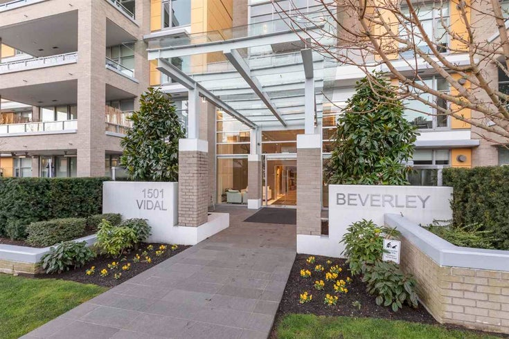 206 1501 VIDAL STREET - White Rock Apartment/Condo for sale, 2 Bedrooms (R2579848)