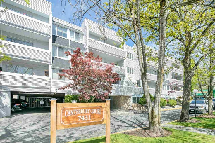 112 7431 BLUNDELL ROAD - Brighouse South Apartment/Condo for sale, 1 Bedroom (R2579852)