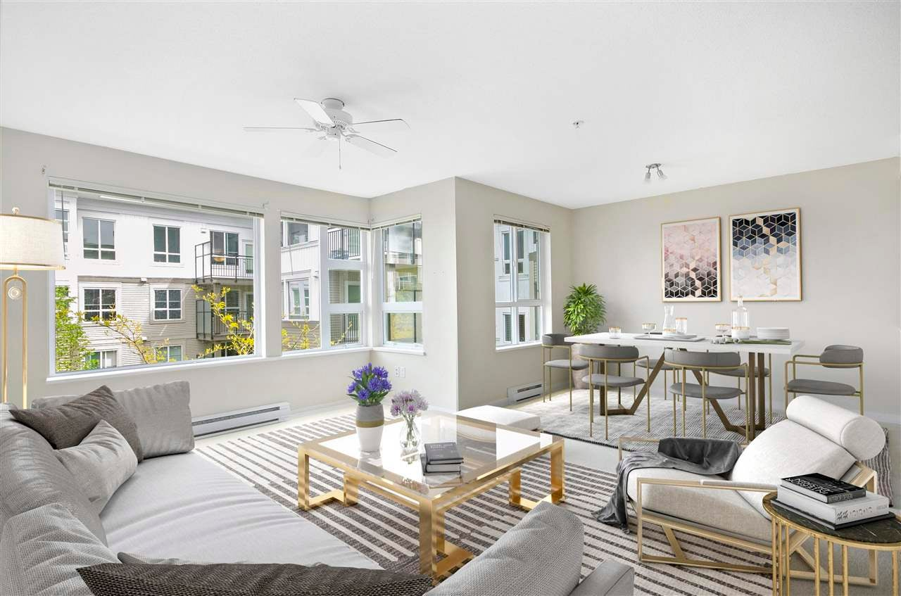 316 9399 TOMICKI AVENUE - West Cambie Apartment/Condo for sale, 2 Bedrooms (R2579872)