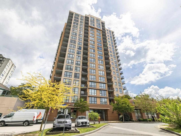 1606 511 ROCHESTER AVENUE - Coquitlam West Apartment/Condo for sale, 1 Bedroom (R2579874)