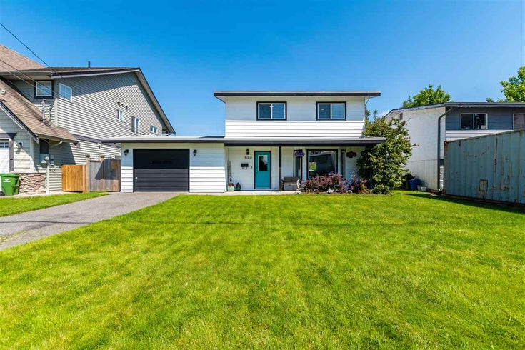 9160 ARMITAGE STREET - Chilliwack E Young-Yale House/Single Family for sale, 3 Bedrooms (R2579897)