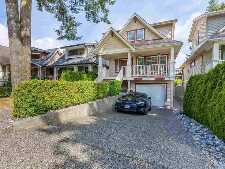 15495 THRIFT AVENUE - White Rock House/Single Family for sale, 4 Bedrooms (R2579930)