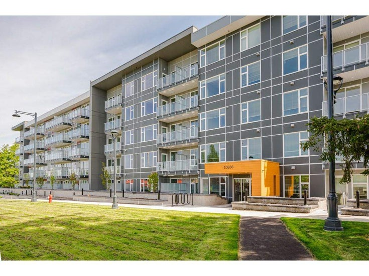 415 10838 WHALLEY BOULEVARD - Bolivar Heights Apartment/Condo for sale, 1 Bedroom (R2579957)