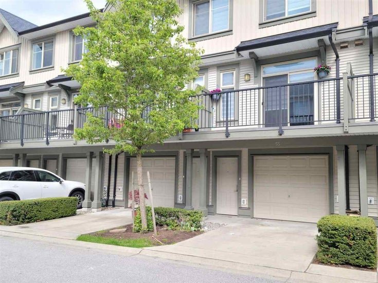 55 31098 WESTRIDGE PLACE - Abbotsford West Townhouse for sale, 3 Bedrooms (R2579966)