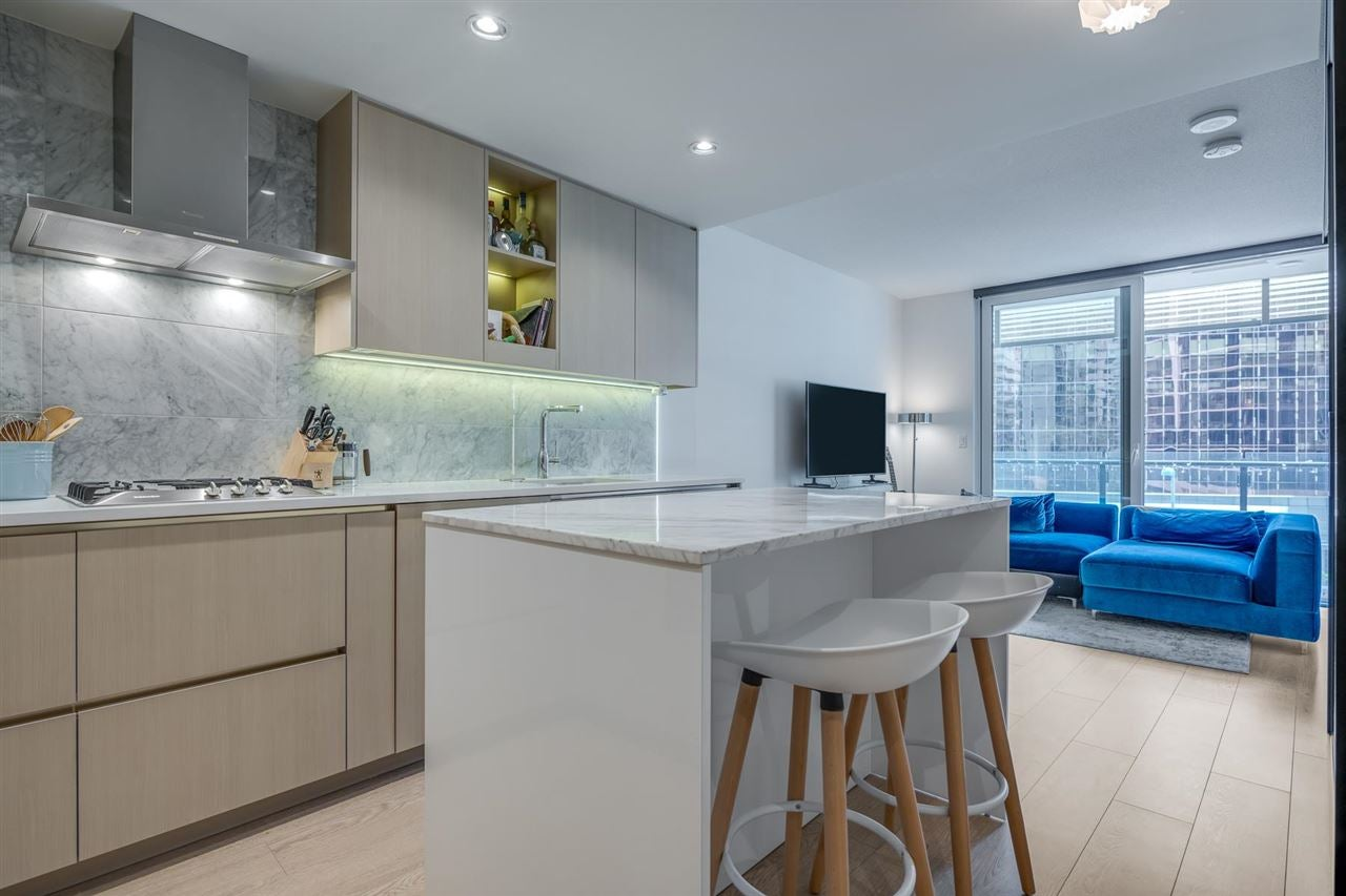 507 89 NELSON STREET - Yaletown Apartment/Condo for sale, 1 Bedroom (R2579988) - #1