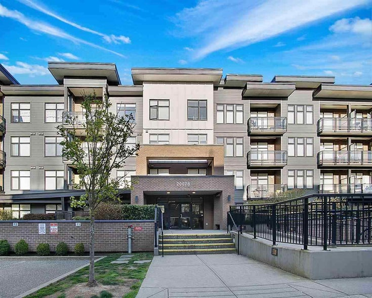 304 20078 FRASER HIGHWAY - Langley City Apartment/Condo for sale, 2 Bedrooms (R2580008)