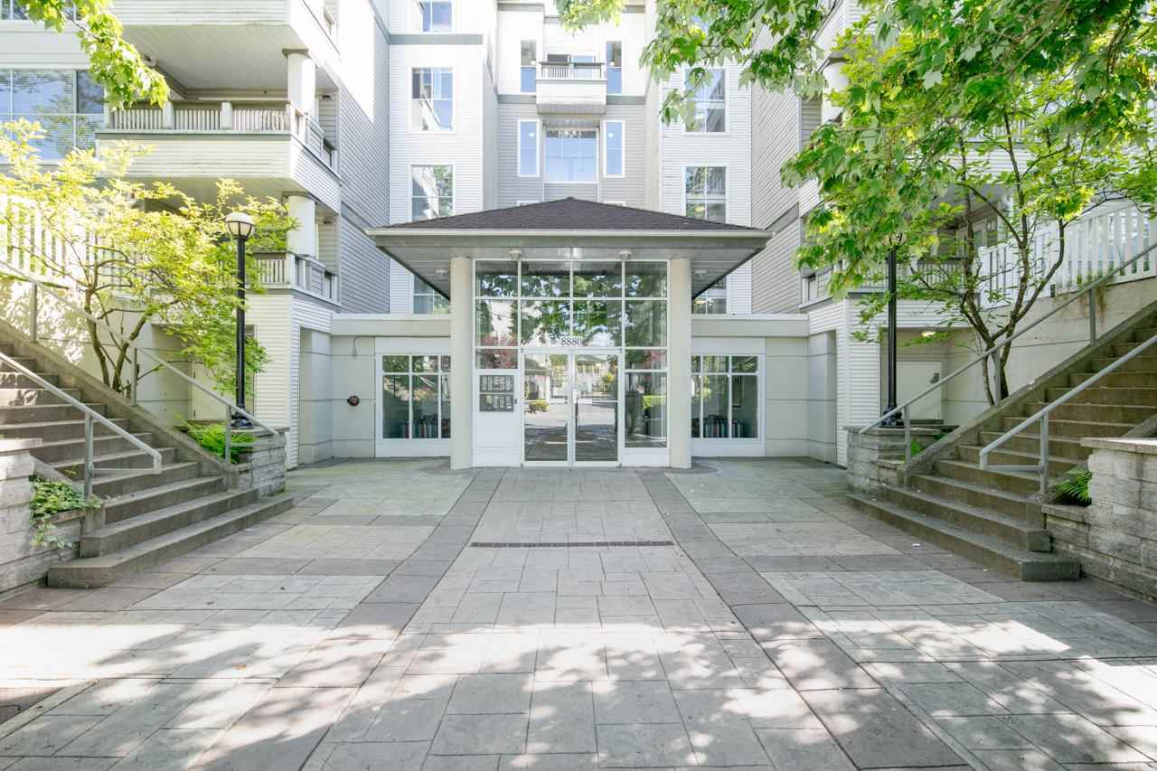 214 8880 JONES ROAD - Brighouse South Apartment/Condo for sale, 1 Bedroom (R2580013)