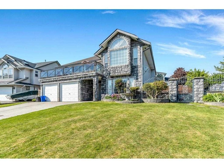8301 CASSELMAN CRESCENT - Mission BC House/Single Family for sale, 7 Bedrooms (R2580037)