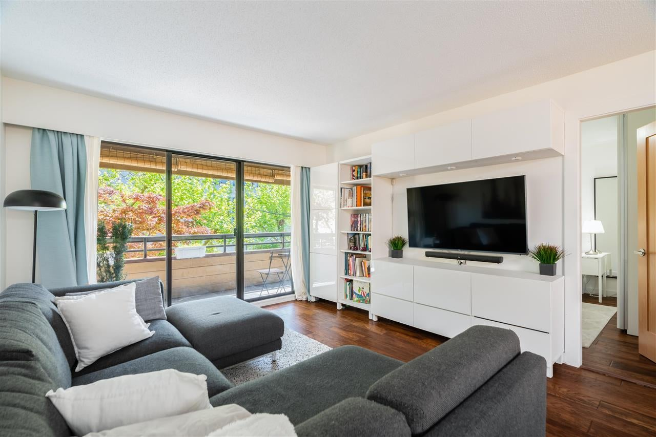 307 2424 CYPRESS STREET - Kitsilano Apartment/Condo for sale, 1 Bedroom (R2580066)