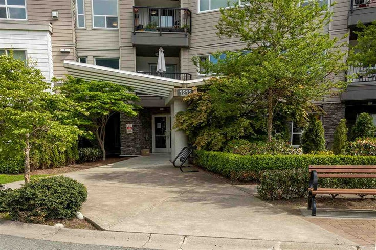 406 1212 MAIN STREET - Downtown SQ Apartment/Condo for sale, 3 Bedrooms (R2580068)