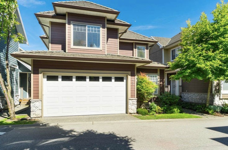 43 3363 ROSEMARY HEIGHTS CRESCENT - Morgan Creek Townhouse for sale, 4 Bedrooms (R2580091)